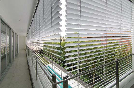 External Venetian Blinds External Install