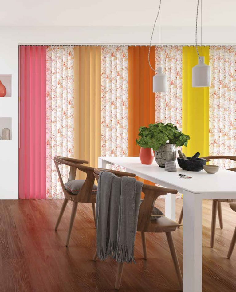 Culture Shades Vertical Blinds