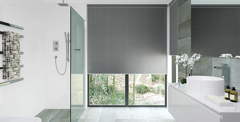Culture Shades Pleated Blinds